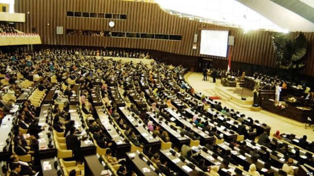 DPR Pertanyakan Perwira Tinggi Polri Diusulkan Jadi Plt Gubernur