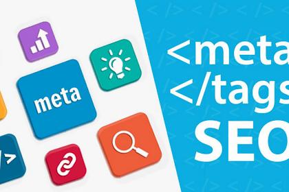 Meta Tag Seo Friendly 2019 Terbaru Buat Blogger Atau Blogspot