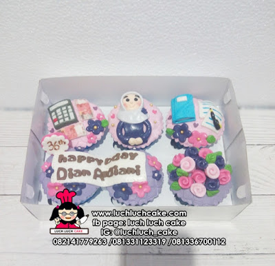 Cupcake Wanita Karir
