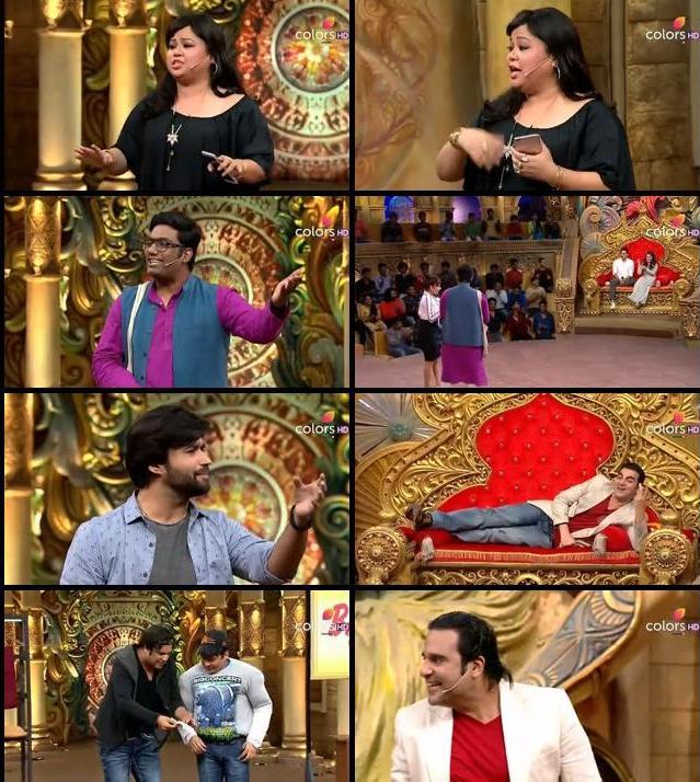 Comedy Nights Bachao 30 Oct 2016 HDTV 480p