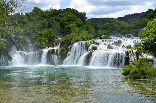 Krka National Park Croatia travel guide