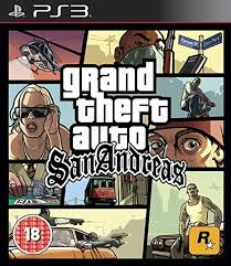 Game PC Ringan GTA San Andreas