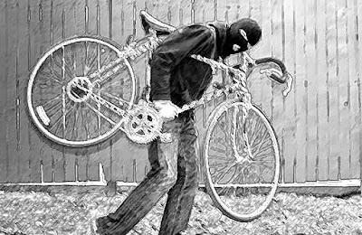 Ladrão de bicicleta