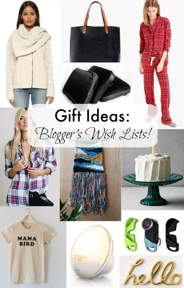 Blogger's gift ideas to get for anyone