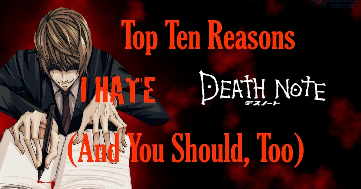 Analysing Feature Films 10 Things I Hate: The Evaluation Zone : Top Ten Reasons Why I Hate Death