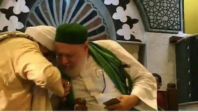 Saling Tawadhu' Antara Habaib Dan Ulama