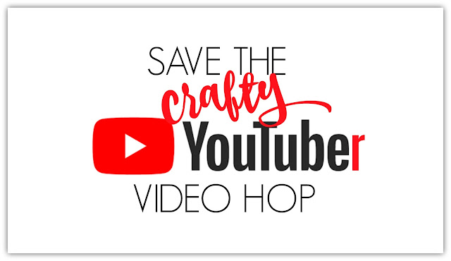 Save the Crafty YouTuber Video Hop