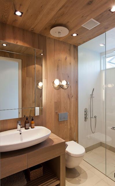 ห้องน้ำและส่วนอาบน้ำ