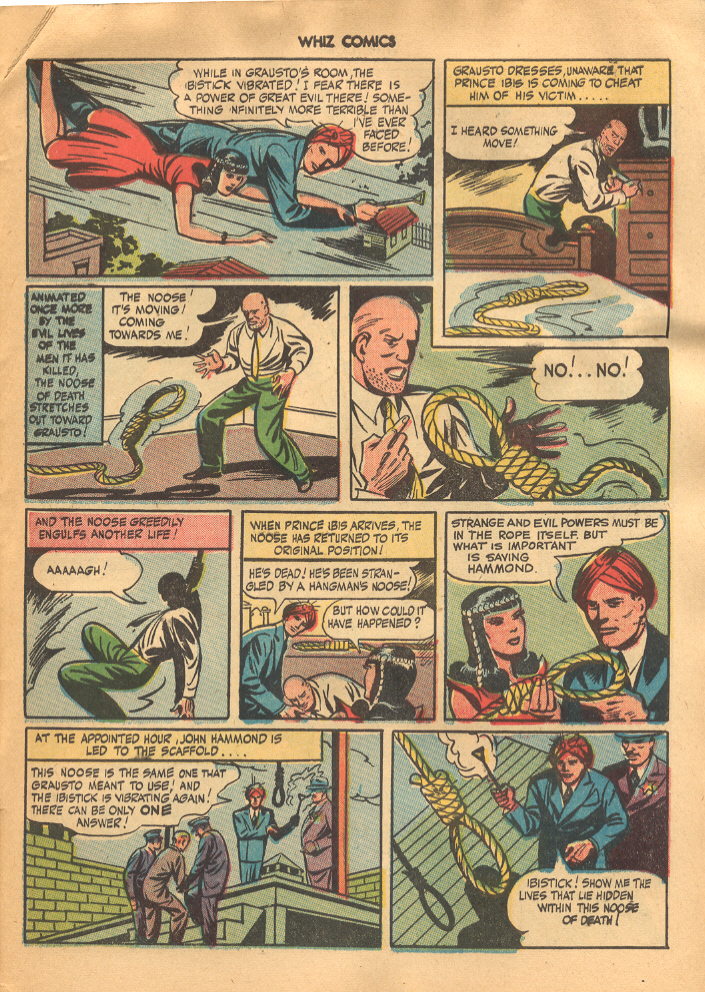 WHIZ Comics issue 69 - Page 31
