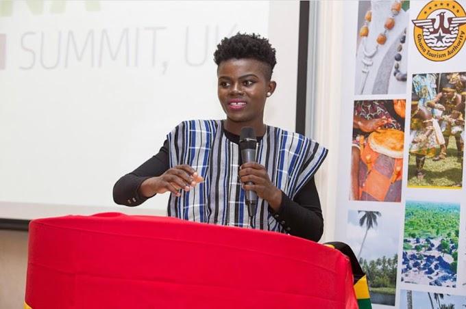 Photos: Wiyaala, Reggie N Bollie promote Ghana Tourism in London