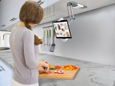 Come scegliere tablet per cucinare