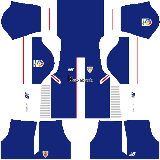 d9fce43f4fa Kits/Uniformes para FTS 15 y Dream League Soccer: Kits/Uniformes ...