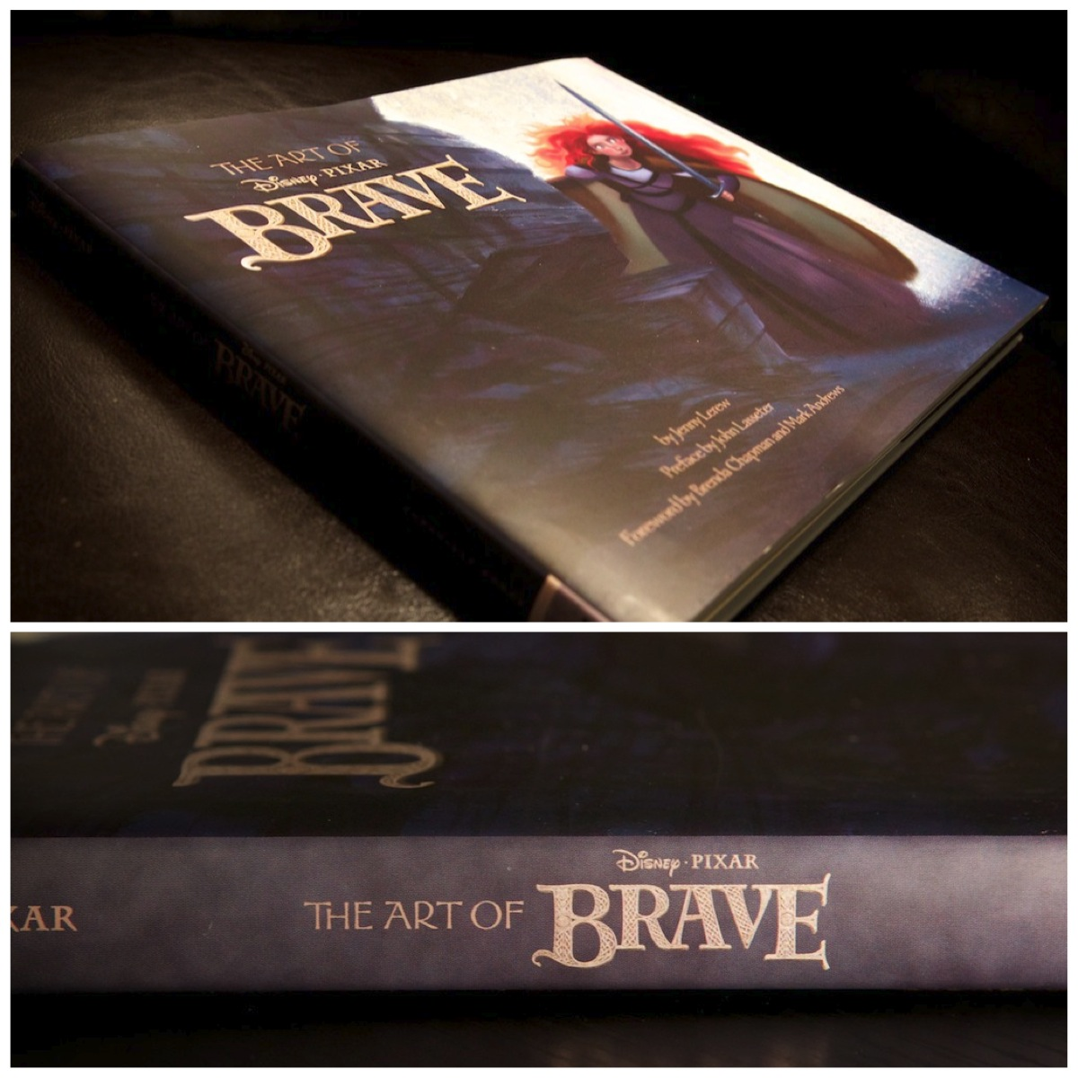 The Art Of Brave Book Review Pixar Post