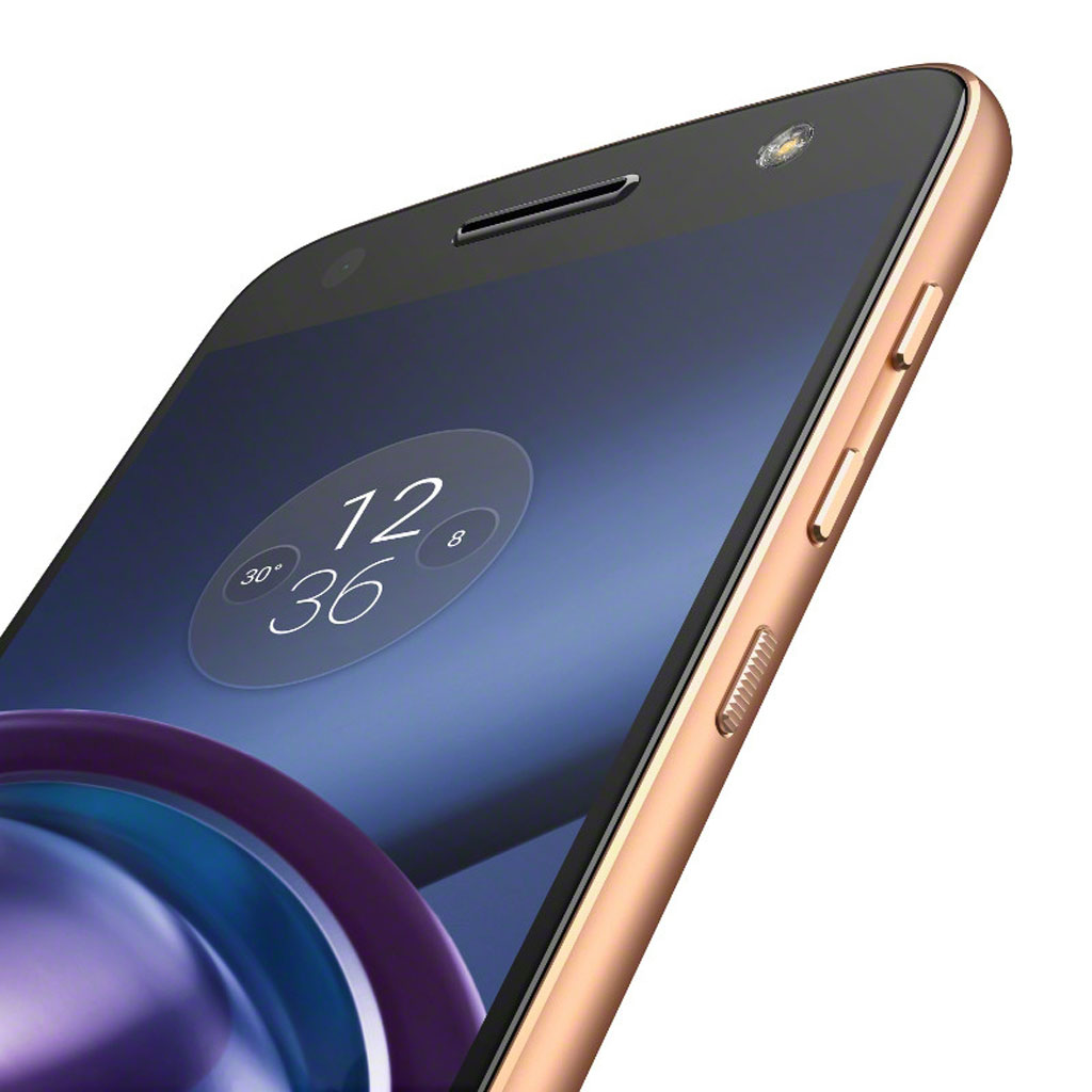 Moto Z Rose Gold edition