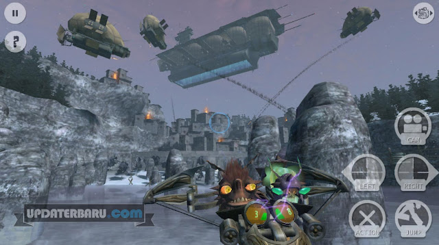 Oddworld Stranger's Wrath Apk Full Data v1.0.13 For All GPU Android
