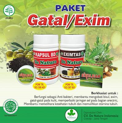 Obat tradisional eksim dan gatal