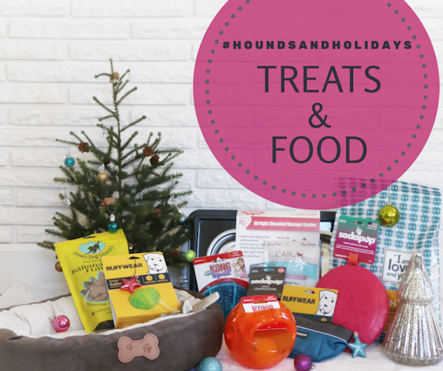 Hounds, Holidays, and Hot Buys Food & Treat Giveaway #houndsandholidays