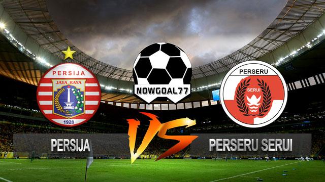 Prediksi Persija VS Perseru Serui 28 September 2018 - Now Goal