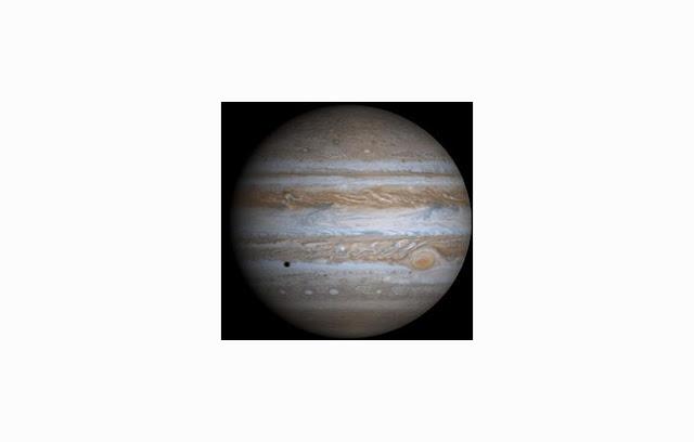 Pengertian, Struktur dan karakteristik Planet Yupiter