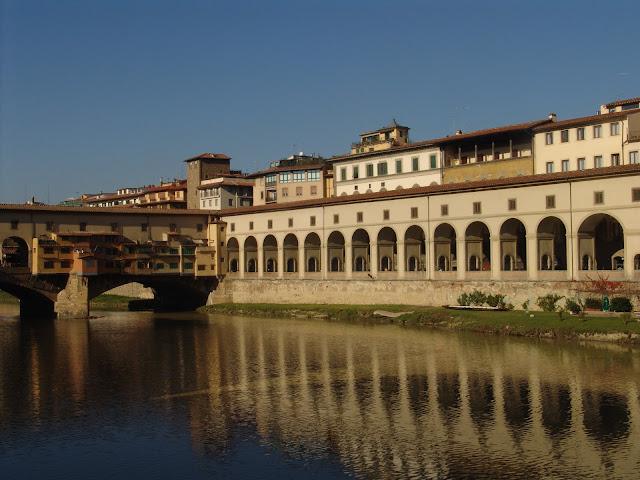 Any given day ...: Corridoio Vasariano (The Vasari ...
