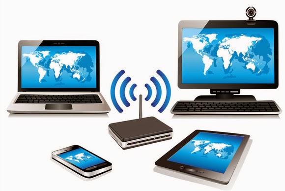 كيفية تعريف الوايرلس Wireless جميع الانواع على الويندوز