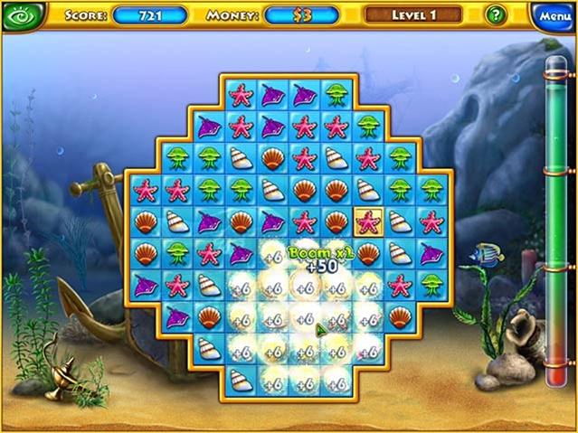 Fishdom Play Free Online Fun Game