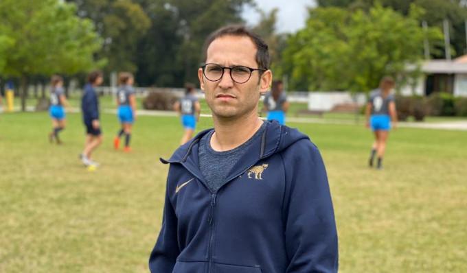 Tomás Bongiorno, nuevo entrenador Nacional de Seven Femenino
