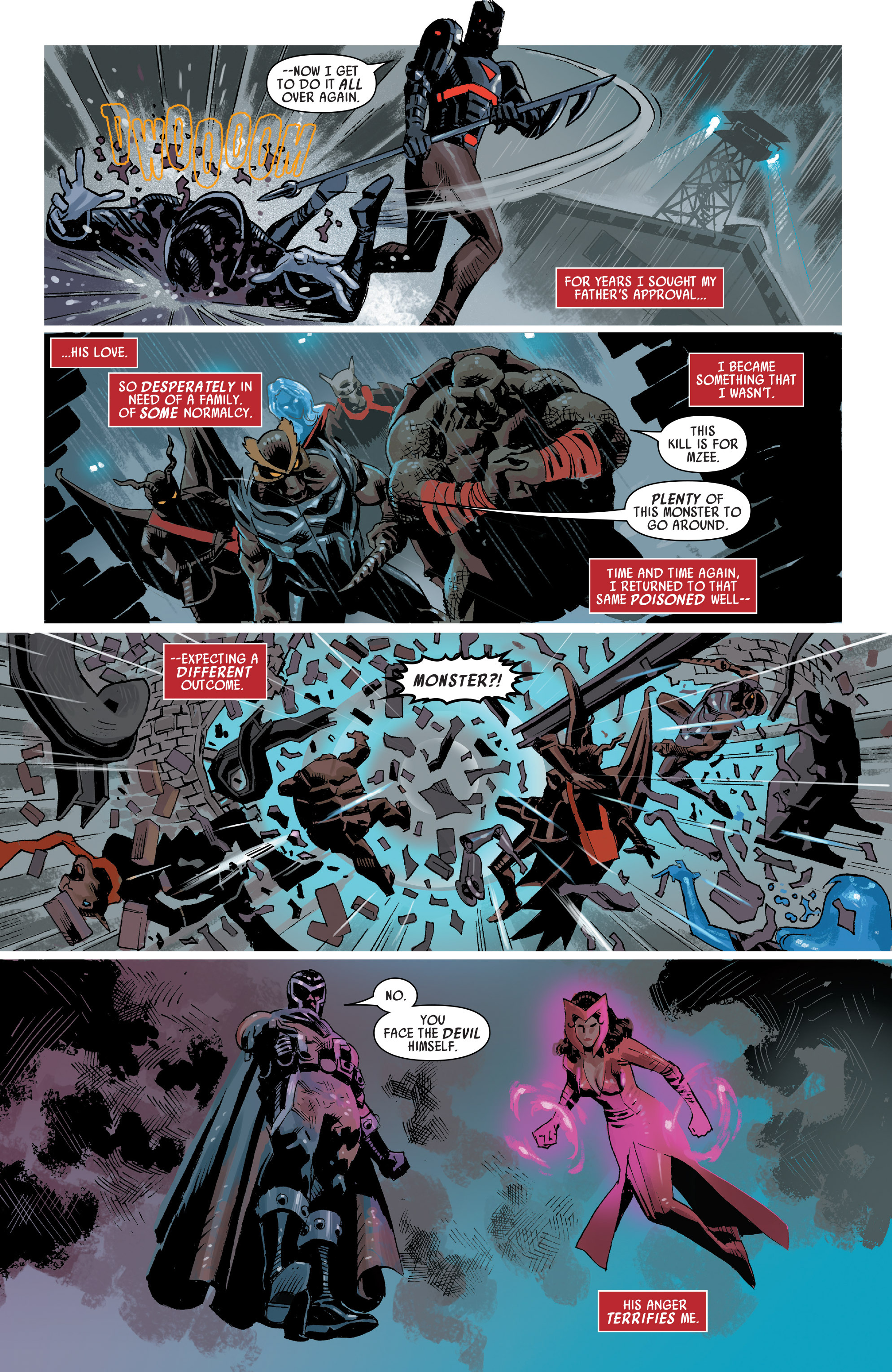 Read online Uncanny Avengers (2012) comic -  Issue #25 - 11
