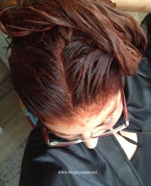 palette deluxe 6-70 kahve bakır saç boyası sarı saçı kızıl boyama