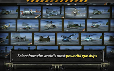 GUNSHIP BATTLE : Helicopter 3D v2.3.91 Mod Apk (Free Shopping)