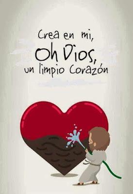 corazones imperfectos a los ojos de Dios