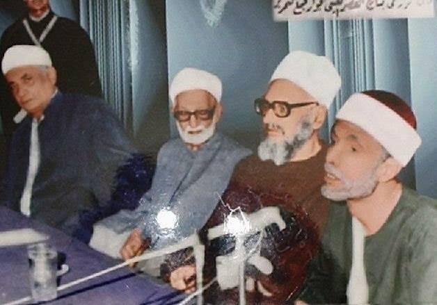 Syaikh Abdul Halim Mahmud - Bermimpi Nabi di Tempat Kotor