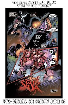 Lucio Fulci's Gates of Hell #2 (Eibon Press)