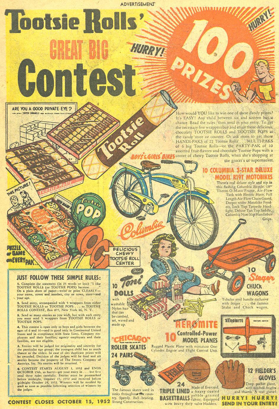 Strange Adventures (1950) issue 25 - Page 34