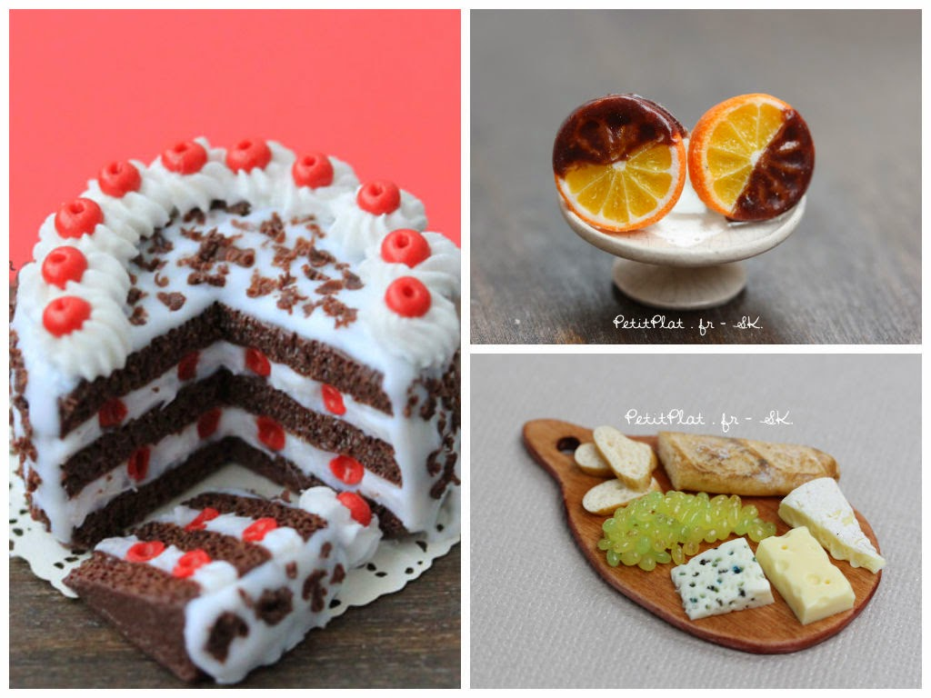 PetitPlat Miniatures, Holidays Gift Guide, Christmas 2014 - Gifts for the Gourmet