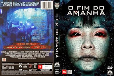 Filme O Fim do Amanhã DVD Capa