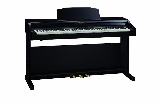 đàn piano điện roland rp 501r