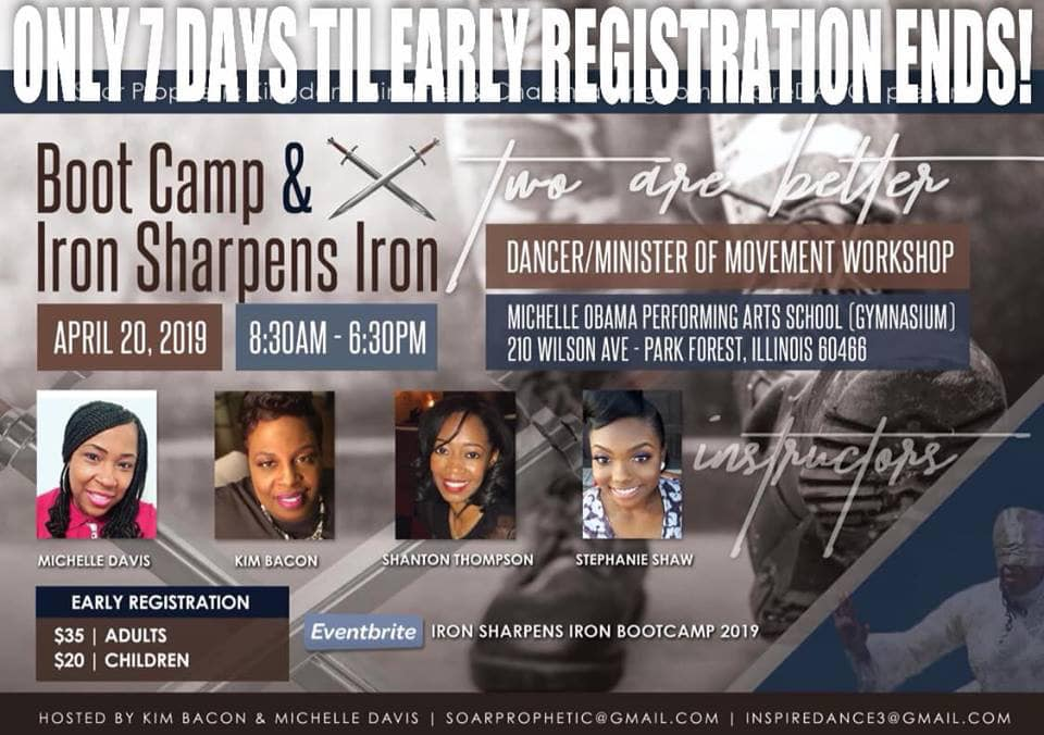 MEGAFEST with Bishop T D  Jakes ~ JUNE 28 to JULY 1, 2017