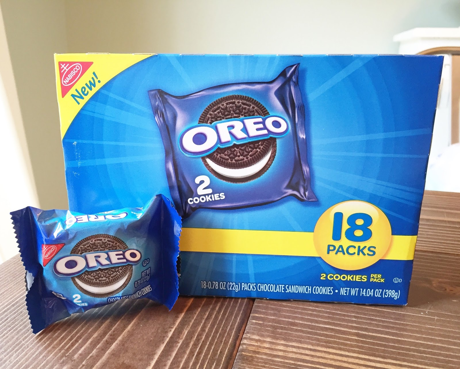 Snacks On The Go With Oreo 2-Pack