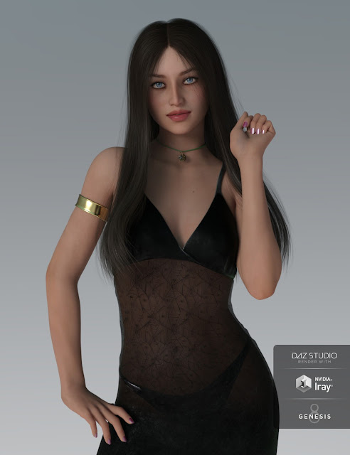 Sapphira for Genesis 8 Female