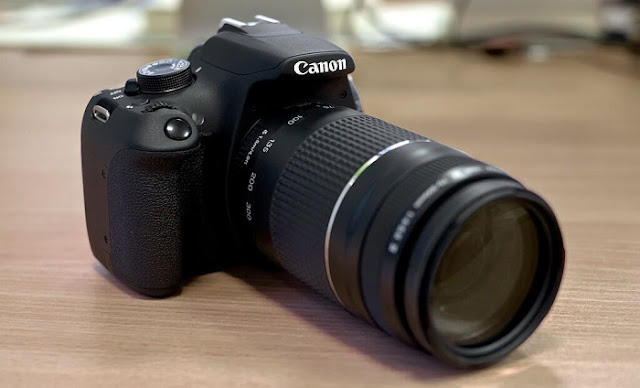 Download Software and Firmware Canon EOS Rebel T5