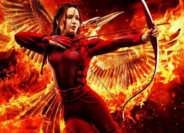 THE HUNGER GAMES: MOCKINGJAY- Part 2 Fashion Review