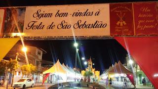 Em Picuí festa de São Sebastião já é considerada sucesso. Confira imagens de sábado (14)