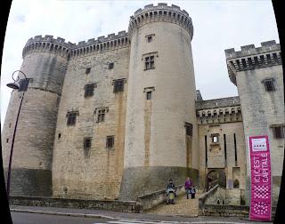 Castillo de Tarascón.