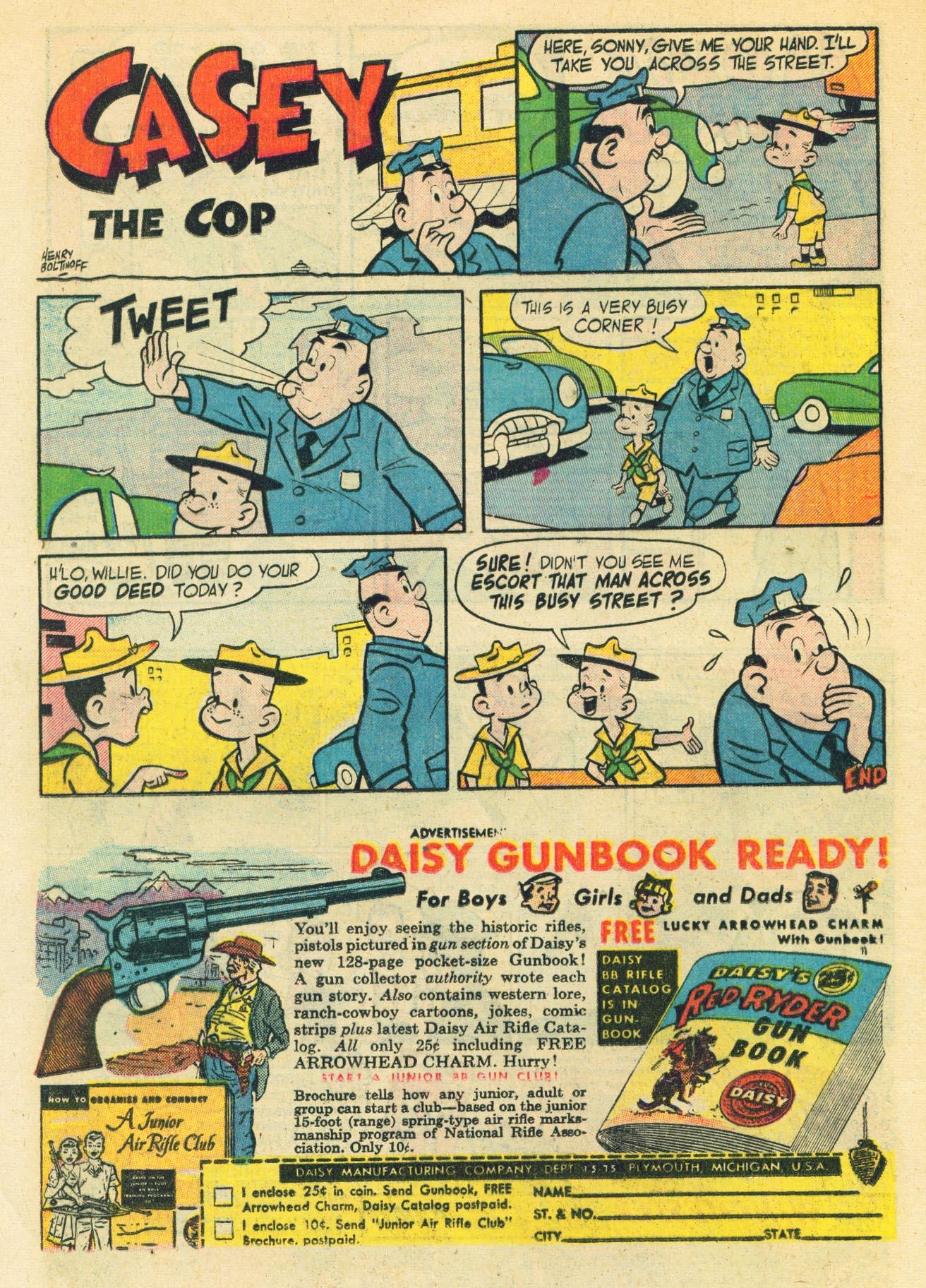 Detective Comics (1937) 224 Page 23