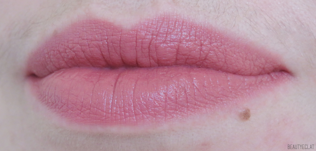 bourjois rouge fabuleux 06 sleepkink beauty swatch levres