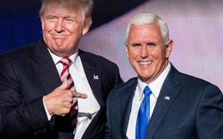Pence Seeks To Unify After Cruz