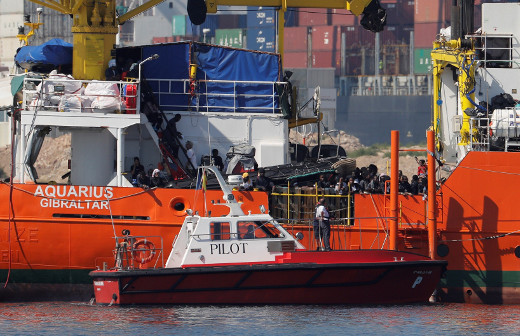 Segundo comunicado sobre el operativo 'Esperanza del Mediterráneo'