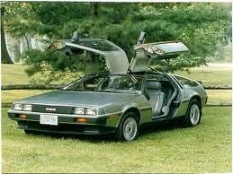 1981-1982 DeLorean DMC-12 - Back to the Future