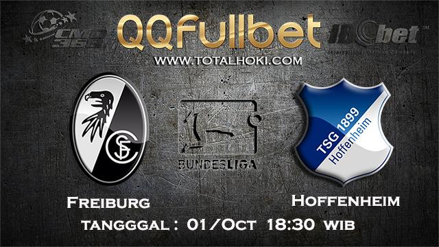 PREDIKSIBOLA - PREDIKSI TARUHAN BOLA FREIBURG VS HOFFENHEIM 1 OCTOBER 2017 (BUNDESLIGA)